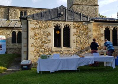 St Nicholas Church Old Marston Music