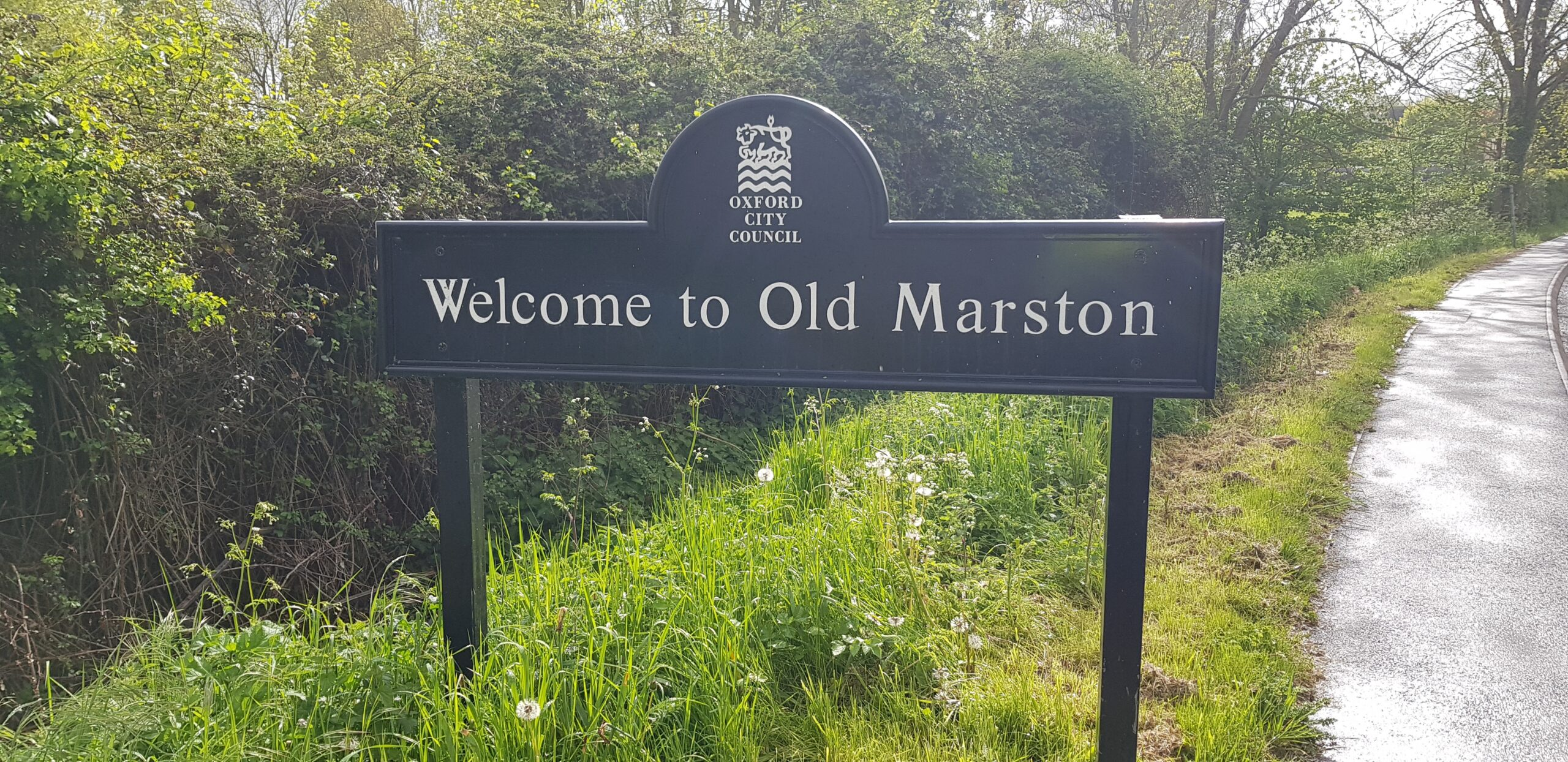 Welcome to Old Marston