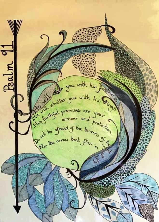 Psalm 91: 4-5