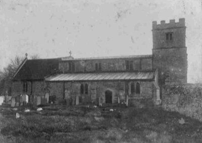 St Nicholas Church Old Marston