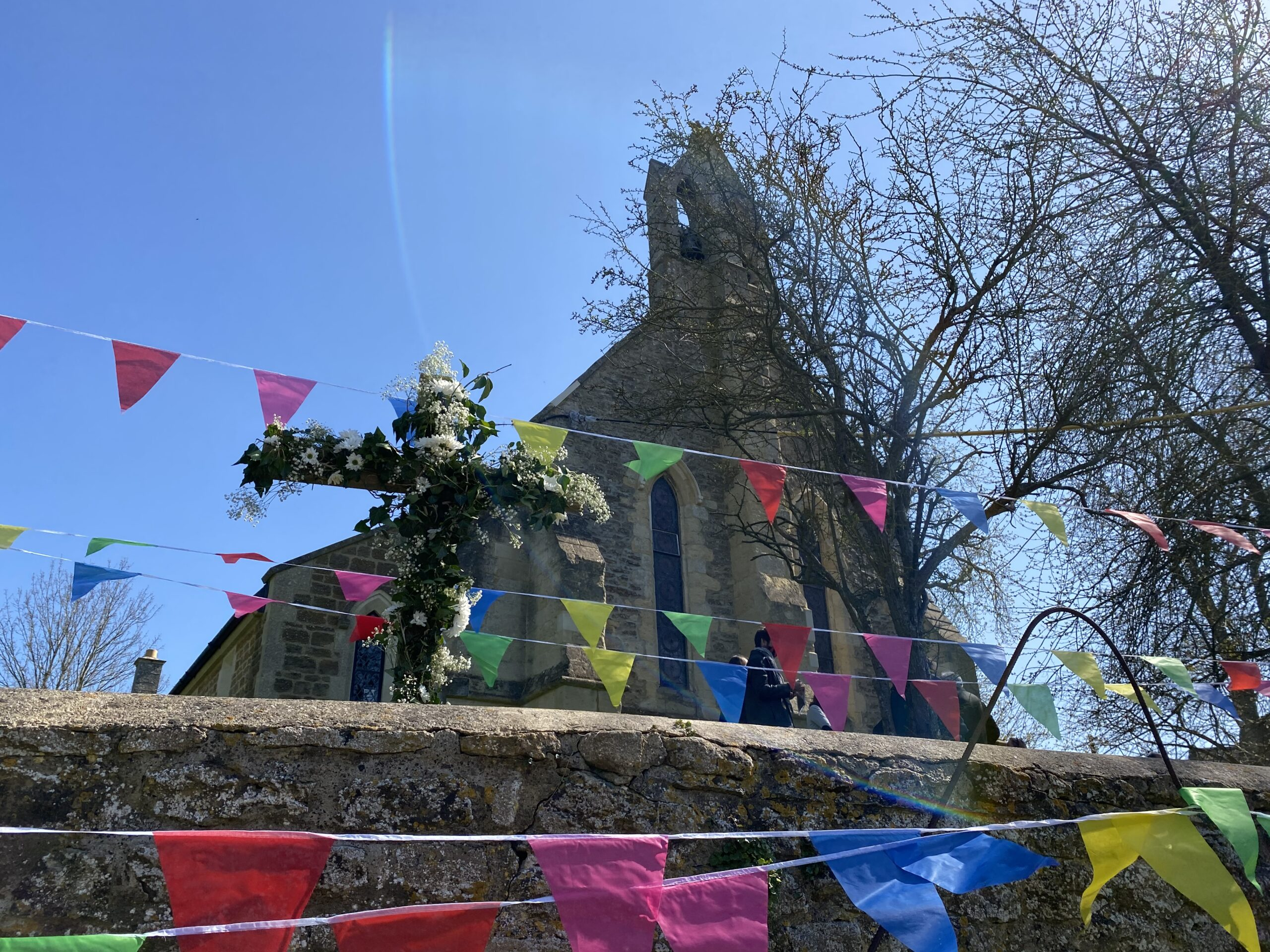 St Thomas Church Elsfield - Easter 2021