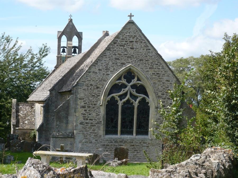 St Thomas Church Elsfield