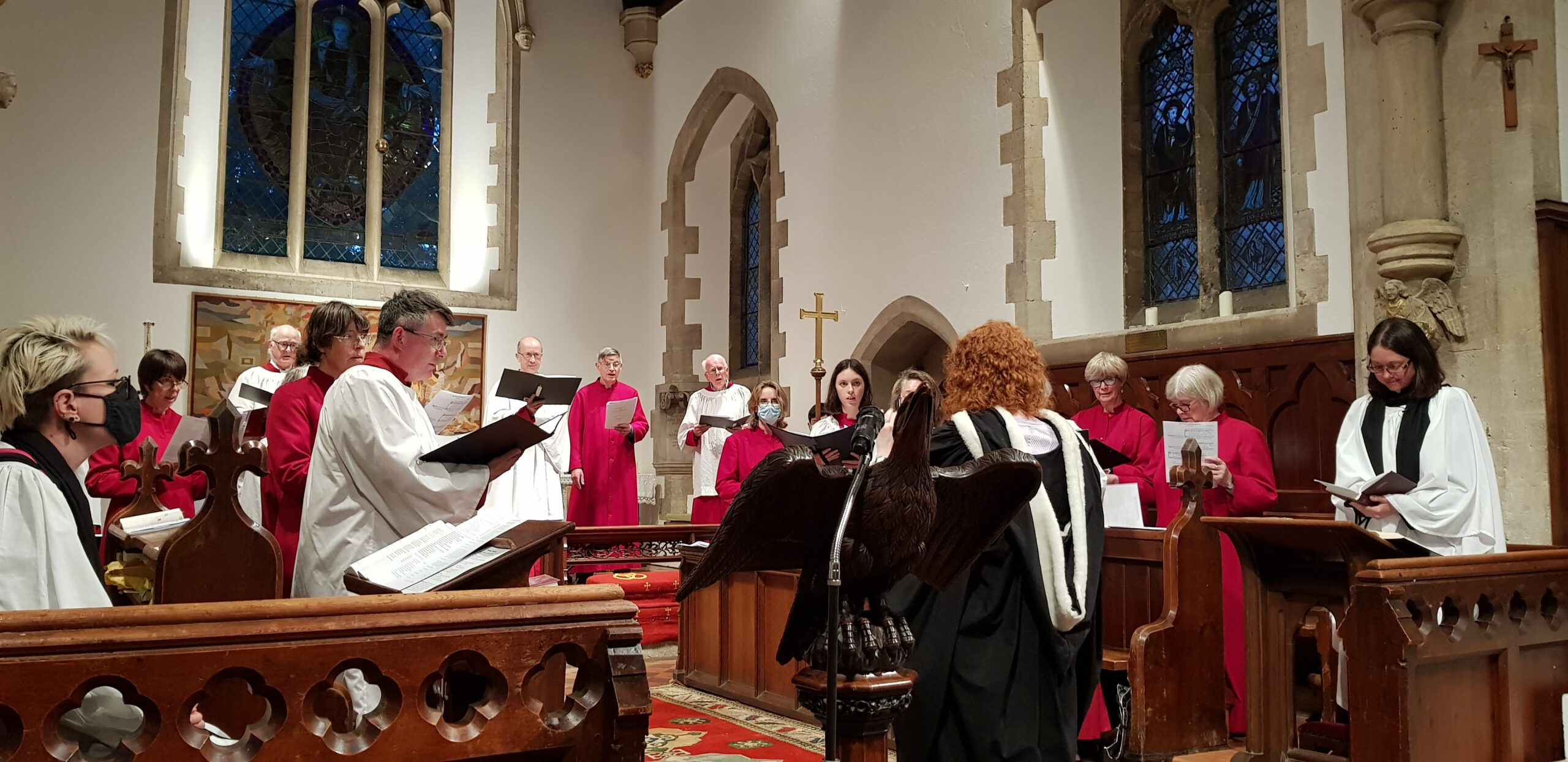 Choral Evensong 031021